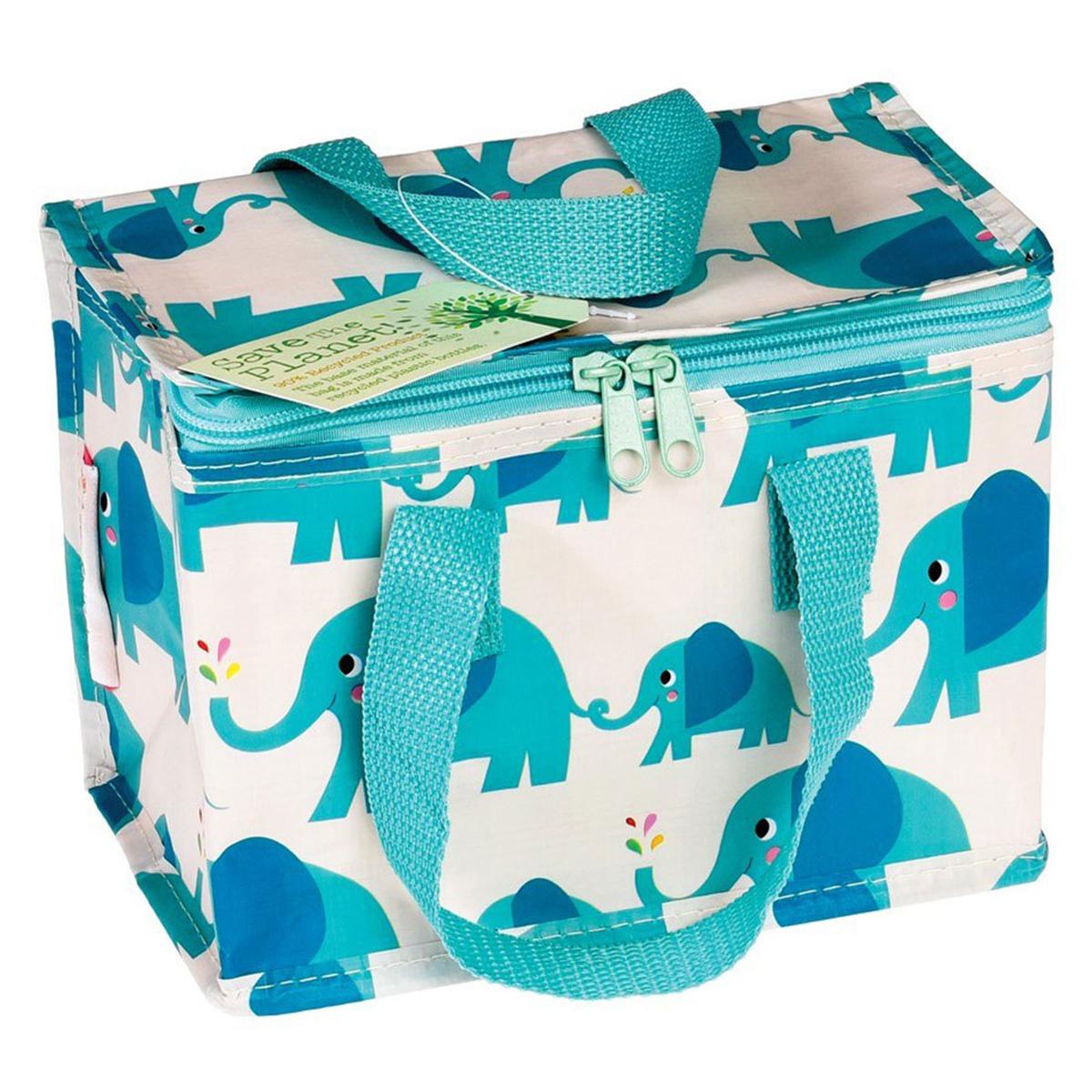 Sac isotherme Lunch Bag - Elvis l'Eléphant Lunch Bag - Elvis l'Eléphant