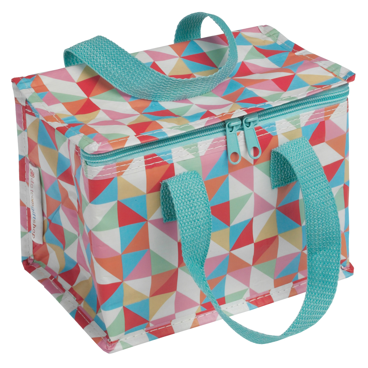 Sac isotherme Lunch Bag - Multicolour Geometric Lunch Bag - Multicolour Geometric