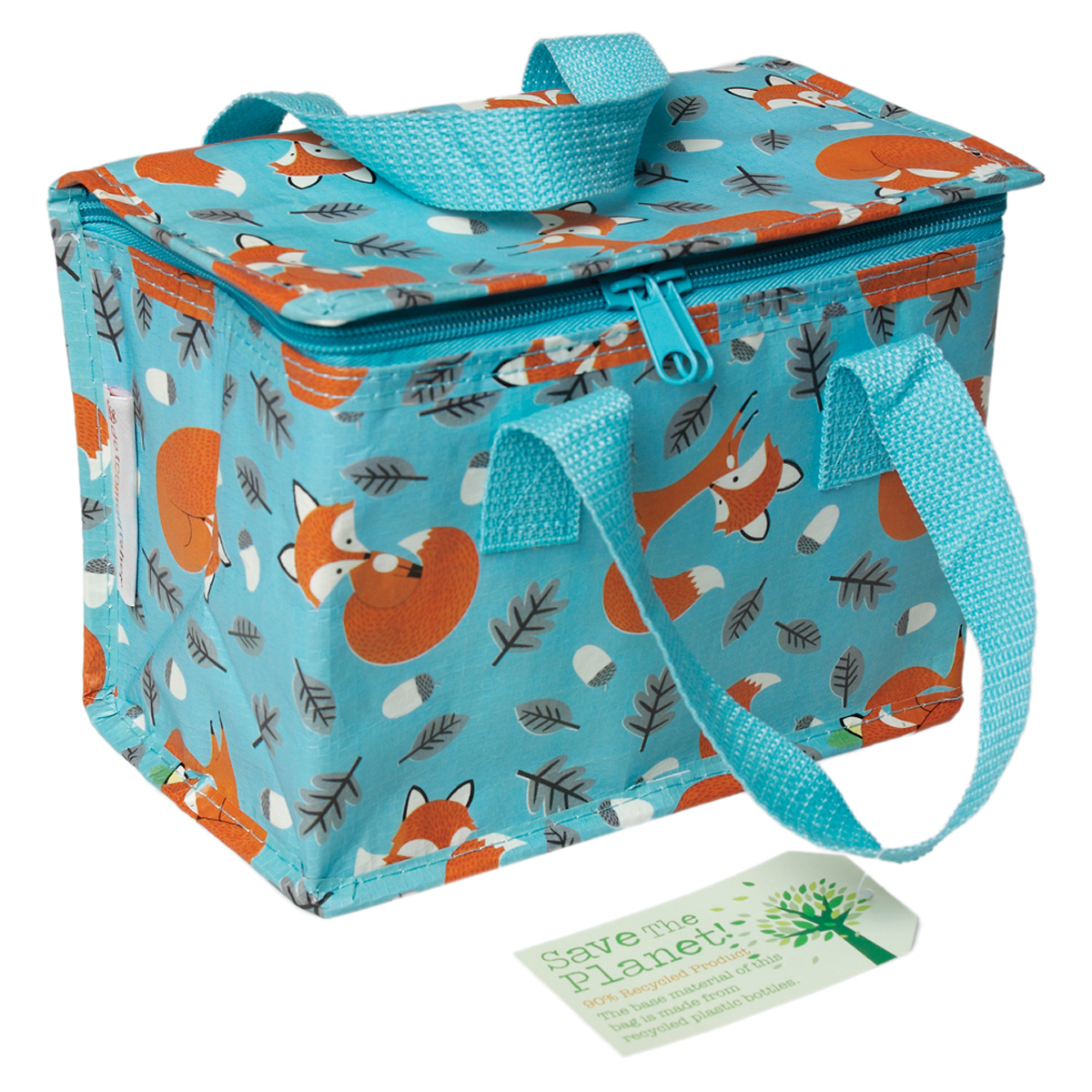 Sac isotherme Lunch Bag - Rusty le Renard Lunch Bag - Rusty le Renard