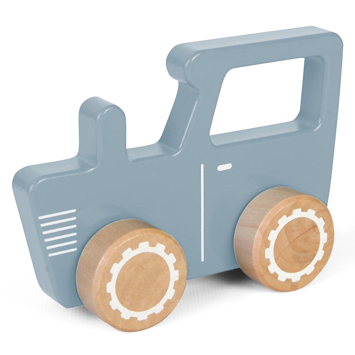 Mes premiers jouets Tracteur en Bois Tracteur en Bois