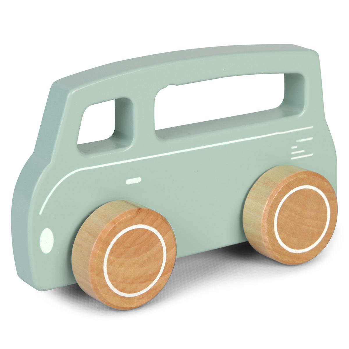 Mes premiers jouets Van en Bois Van en Bois