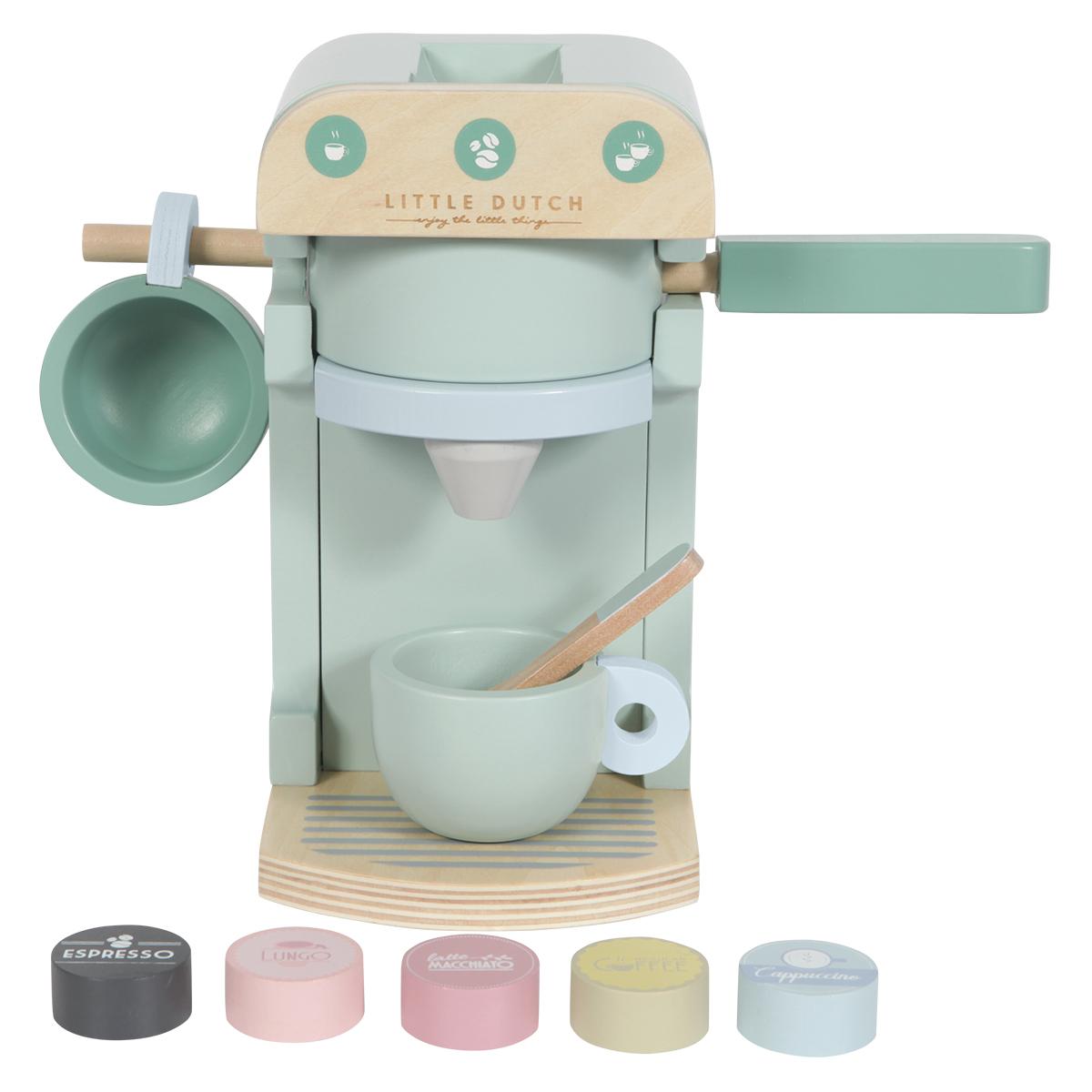 Mes premiers jouets Machine à Café en Bois Machine à Café en Bois
