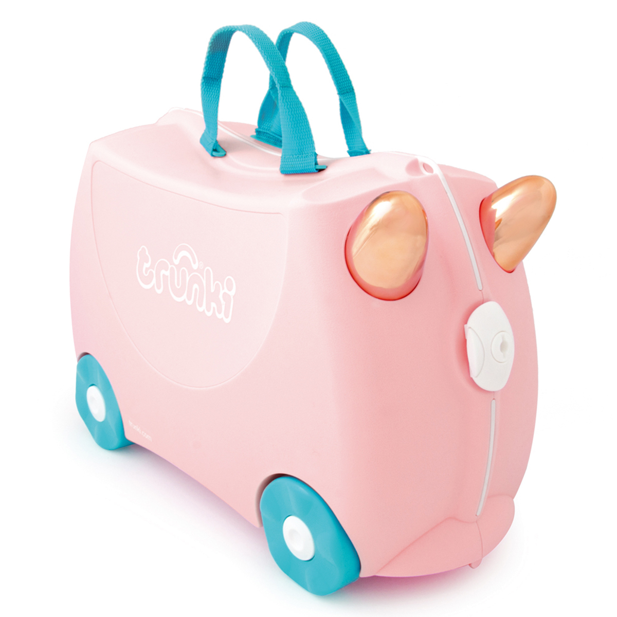 Bagagerie enfant Valise Ride-on - Flamingo Flossi Valise Ride-on - Flamingo Flossi