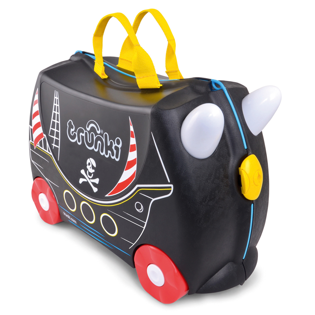 Bagagerie enfant Valise Ride-on - Pirate Pedro Valise Ride-on - Pirate Pedro