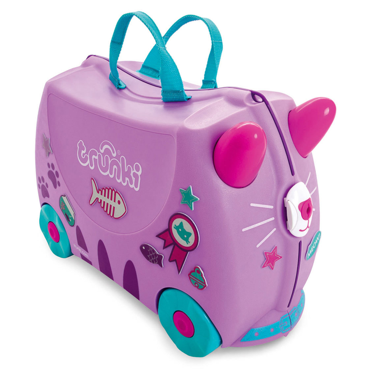 Bagagerie enfant Valise Ride-on - Chat Cassie Valise Ride-on - Chat Cassie