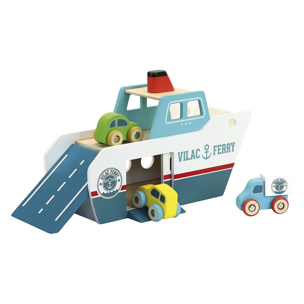 Mes premiers jouets Le Ferry Vilacity Le Ferry Vilacity