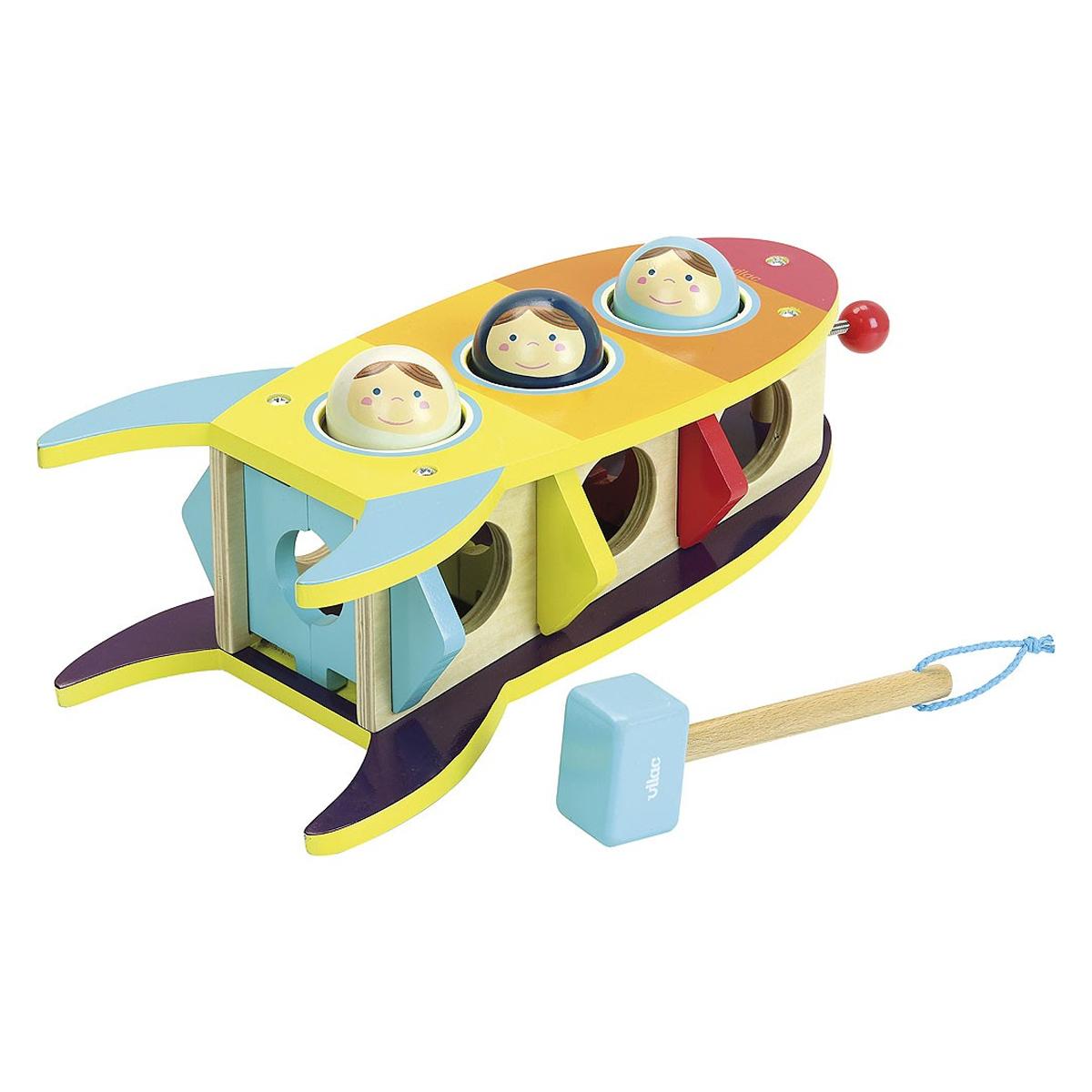 Mes premiers jouets 3,2,1 Décollage ! - Dans les Etoiles