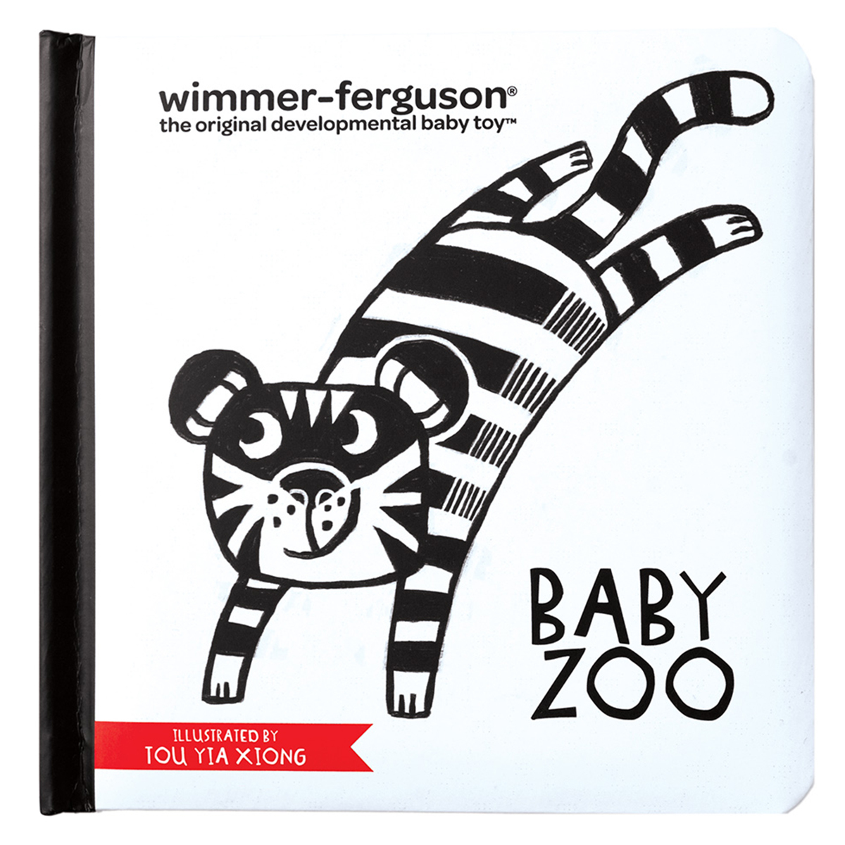 Livre & Carte Livre Zoo Noir et Blanc
