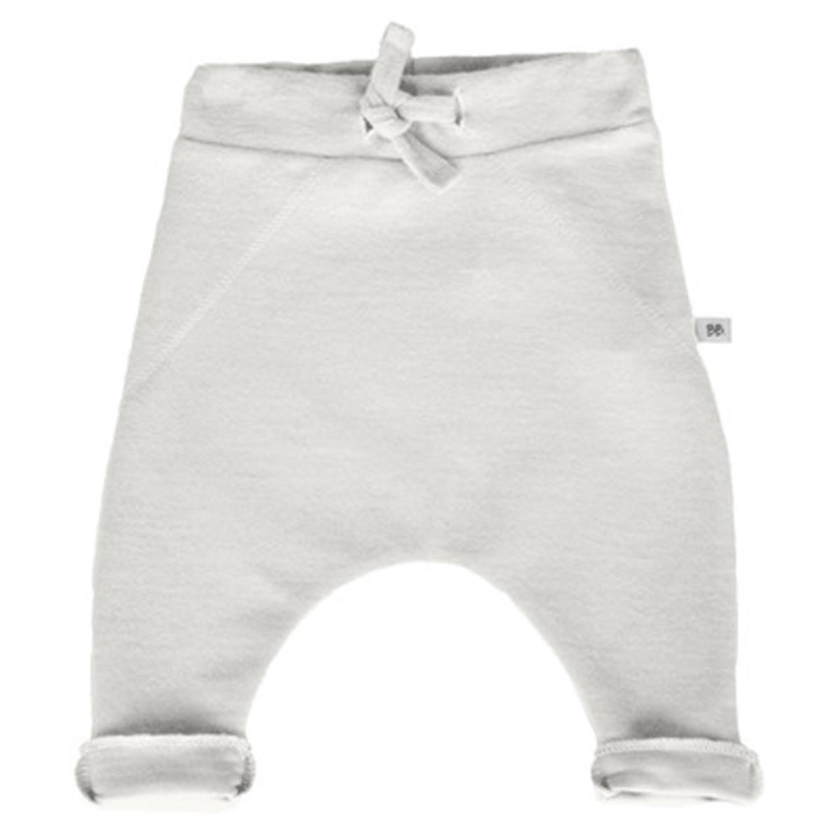 Bas bébé Jogging Blanc - 3 Mois Jogging Blanc - 3 Mois
