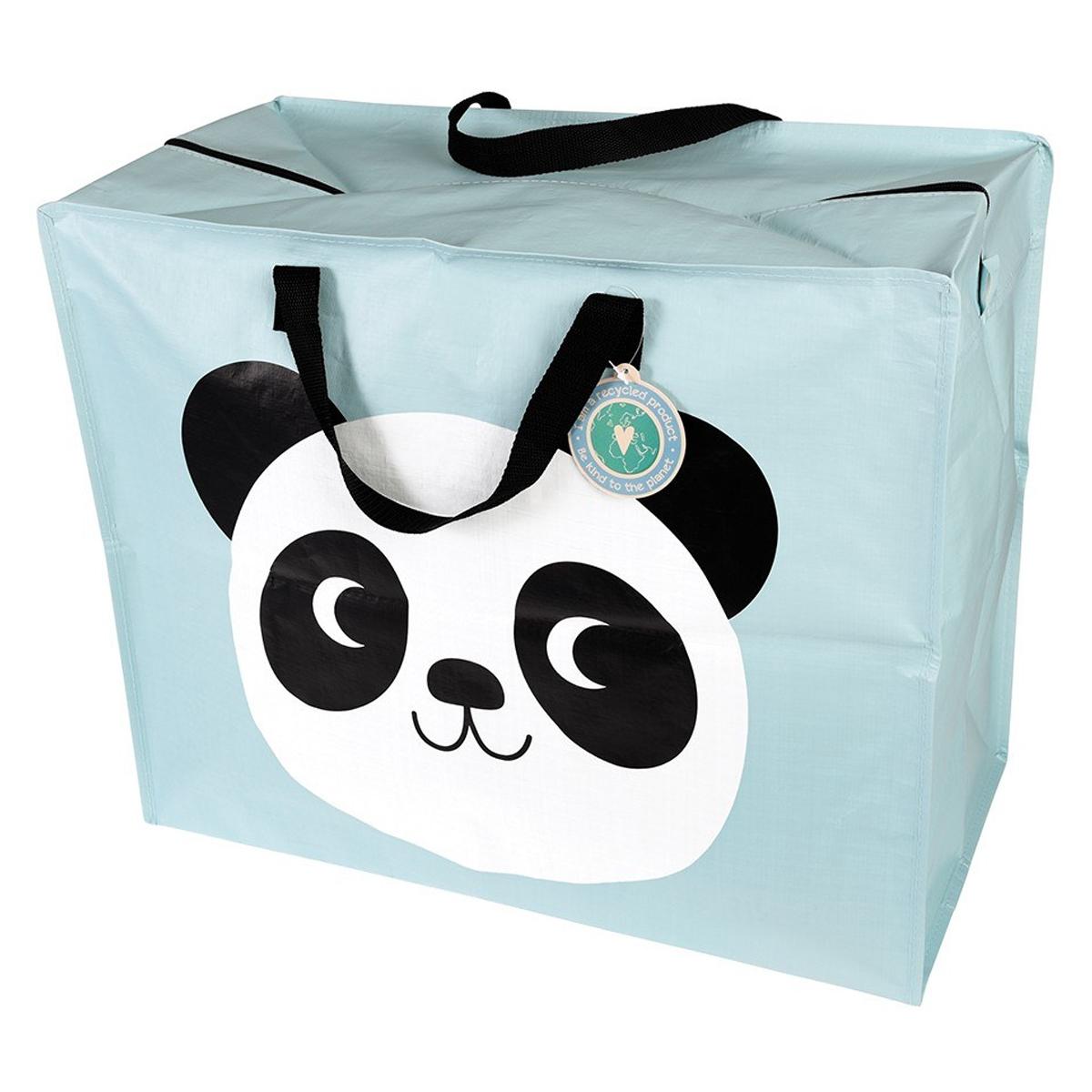 Rangement jouet Sac de Rangement Jumbo - Miko le Panda Sac de Rangement Jumbo - Miko le Panda