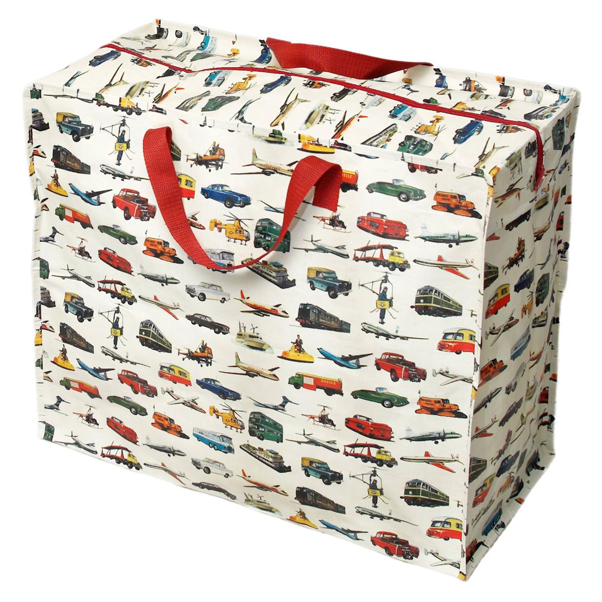 Rangement jouet Sac de Rangement Jumbo - Transport Vintage