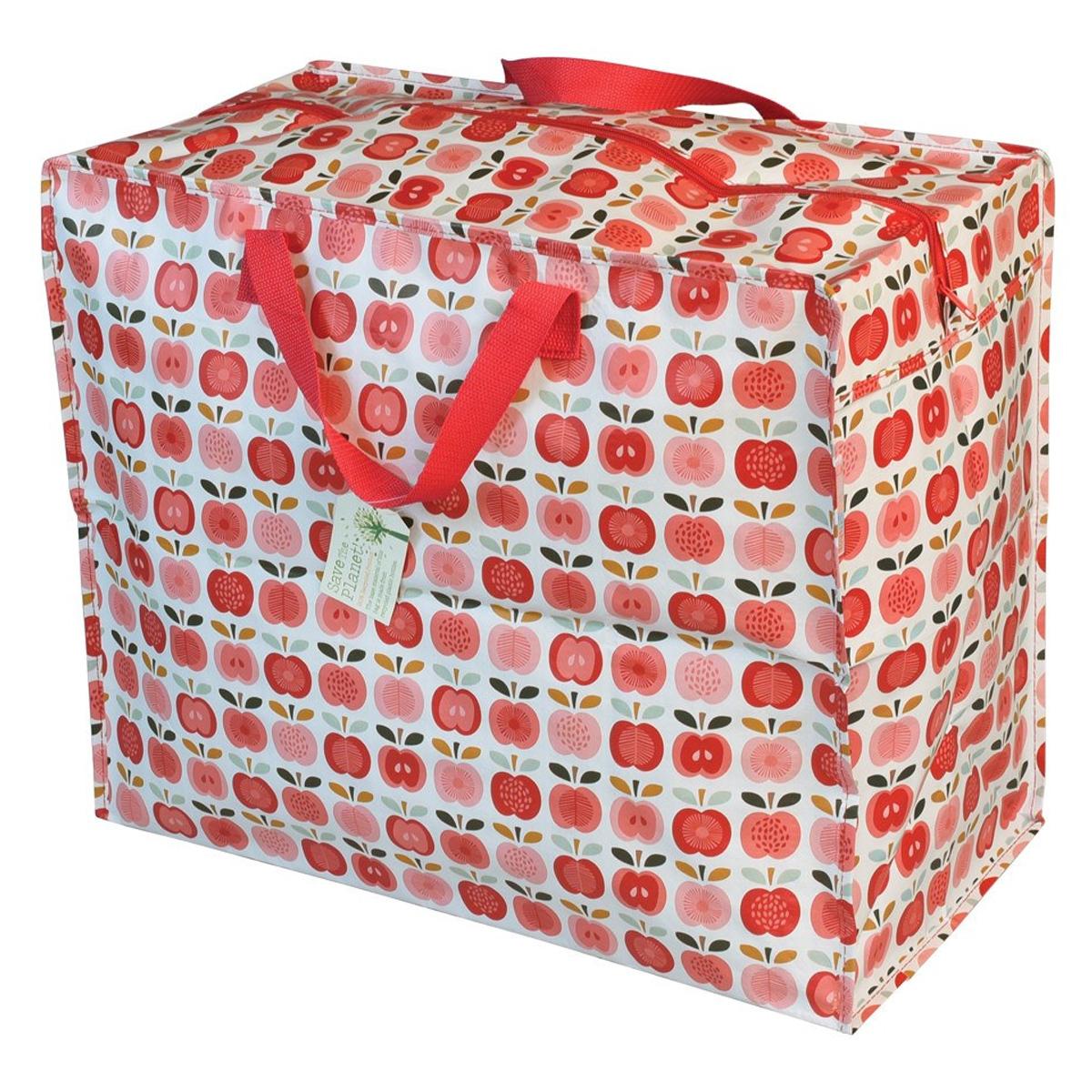 Rangement jouet Sac de Rangement Jumbo - Vintage Apples Sac de Rangement Jumbo - Vintage Apples