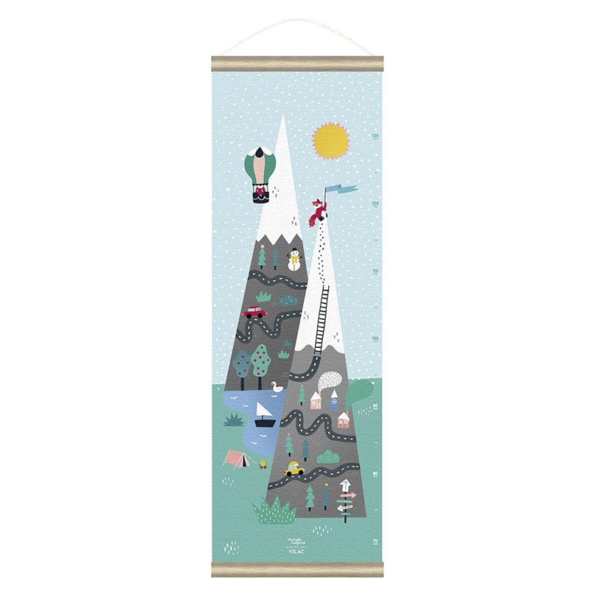 Toise Toise Montagne par Michelle Carlslund Toise Montagne par Michelle Carlslund