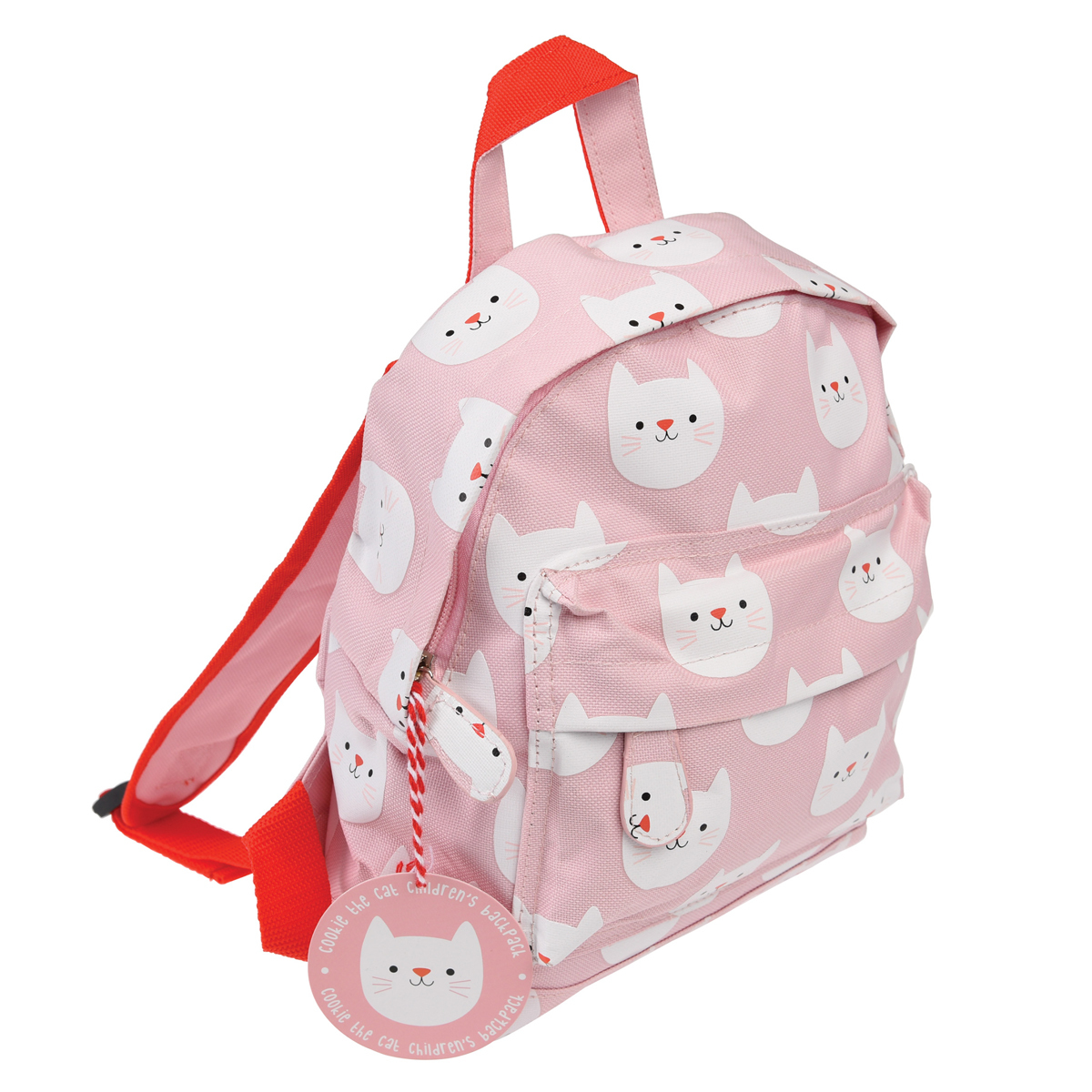 Bagagerie enfant Sac à Dos - Cookie le Chat Sac à Dos - Cookie le Chat
