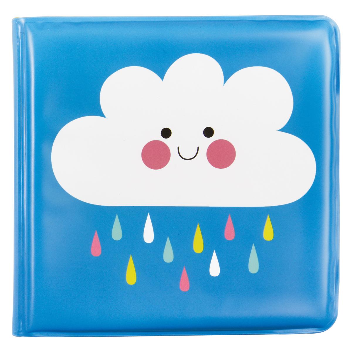 Livre & Carte Livre de Bain Happy Cloud Livre de Bain Happy Cloud