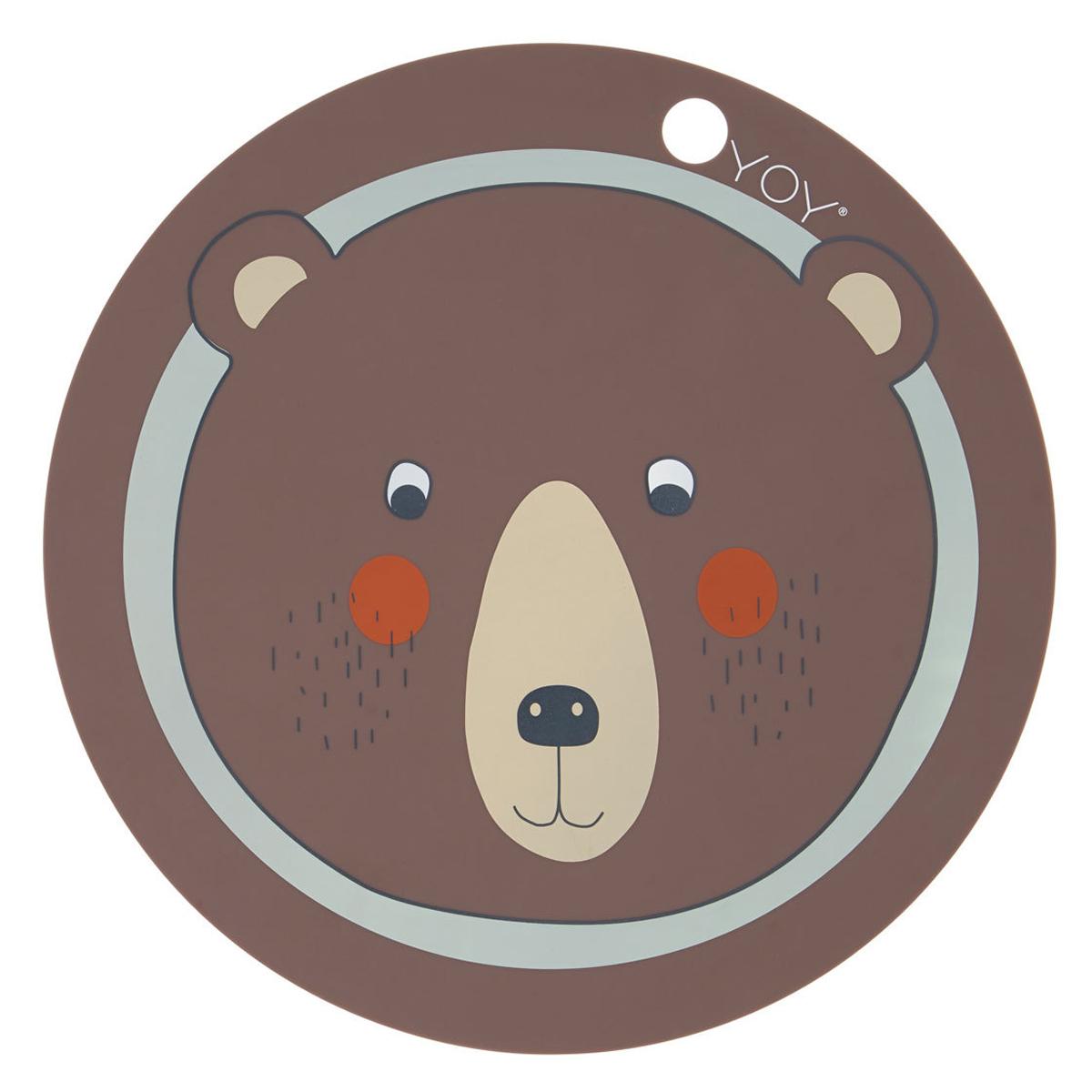 Vaisselle & Couvert Set de Table Bear