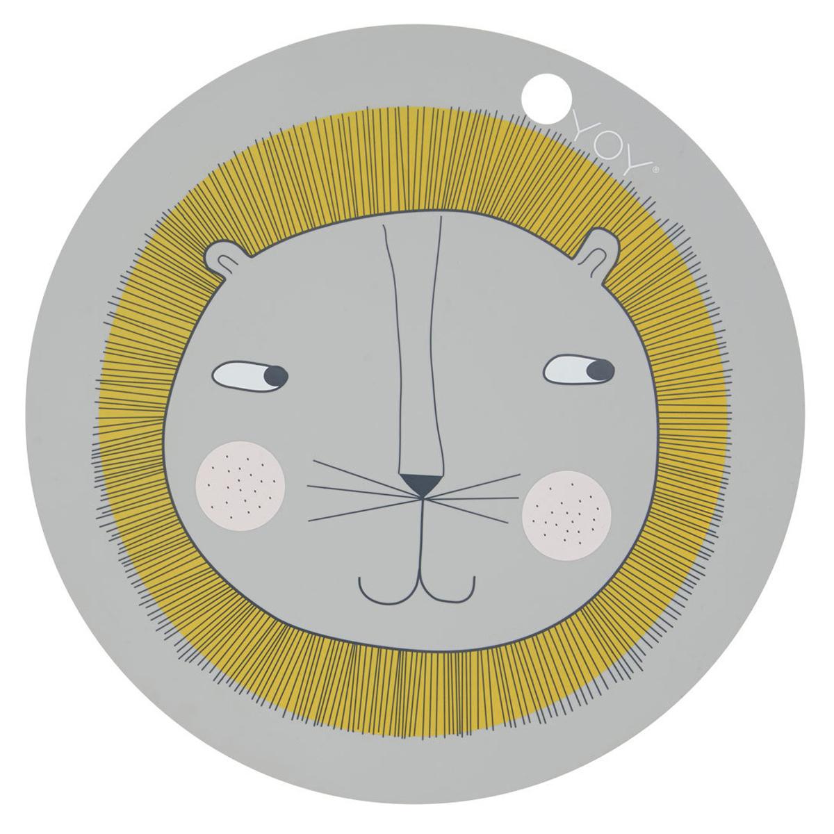 Vaisselle & Couvert Set de Table Lion Set de Table Lion