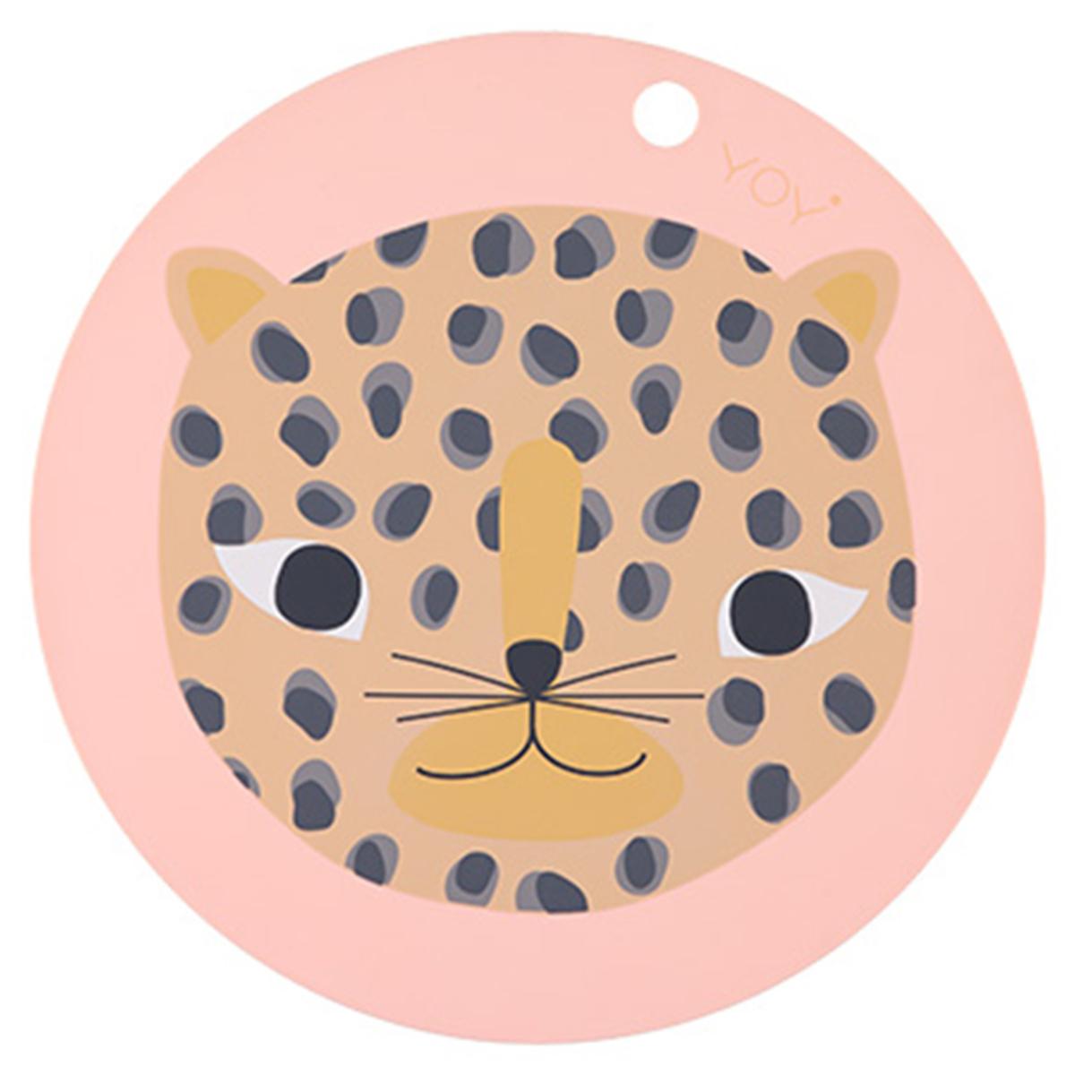 Vaisselle & Couvert Set de Table Snow Leopard Set de Table Snow Leopard
