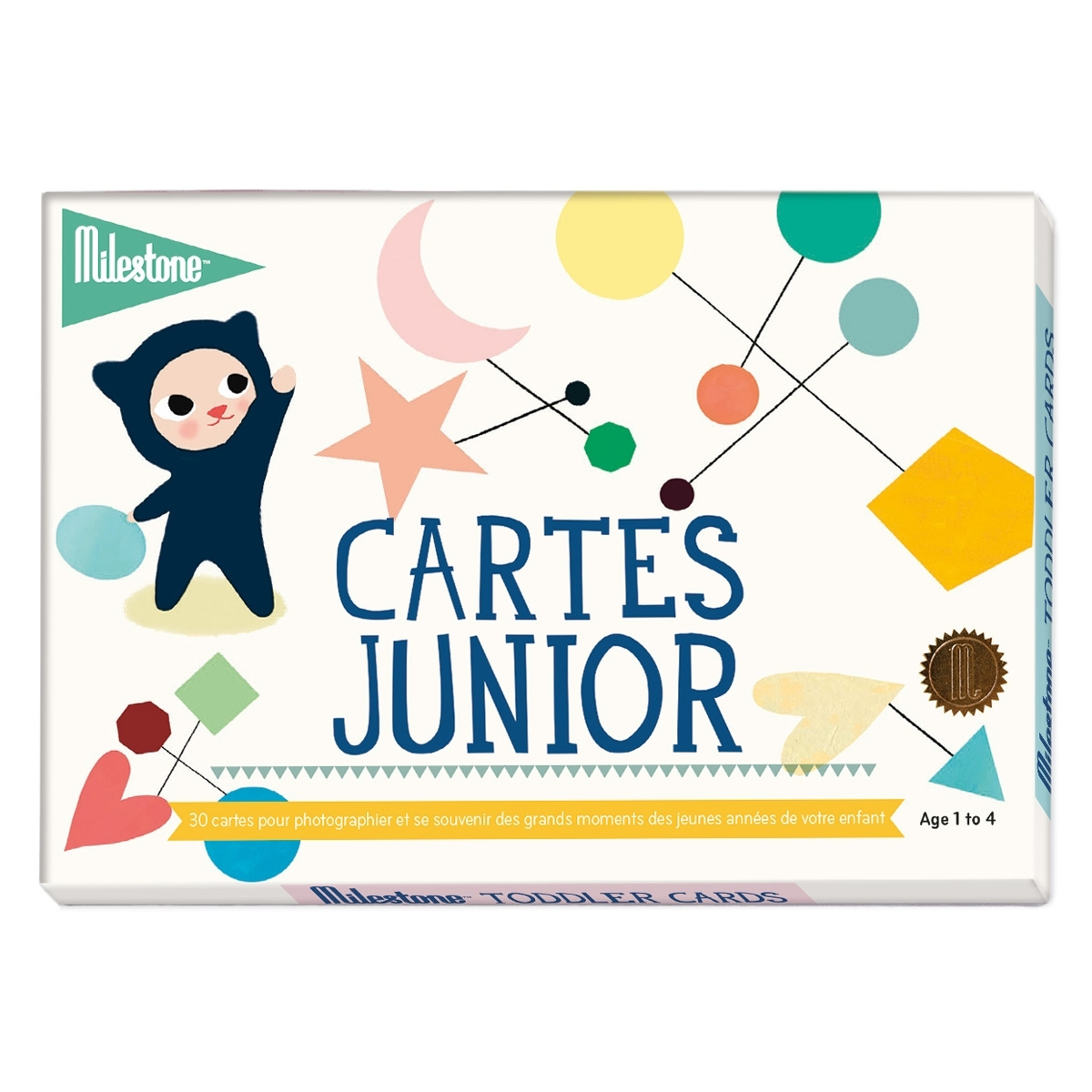 Livre & Carte Cartes Junior Cartes Junior