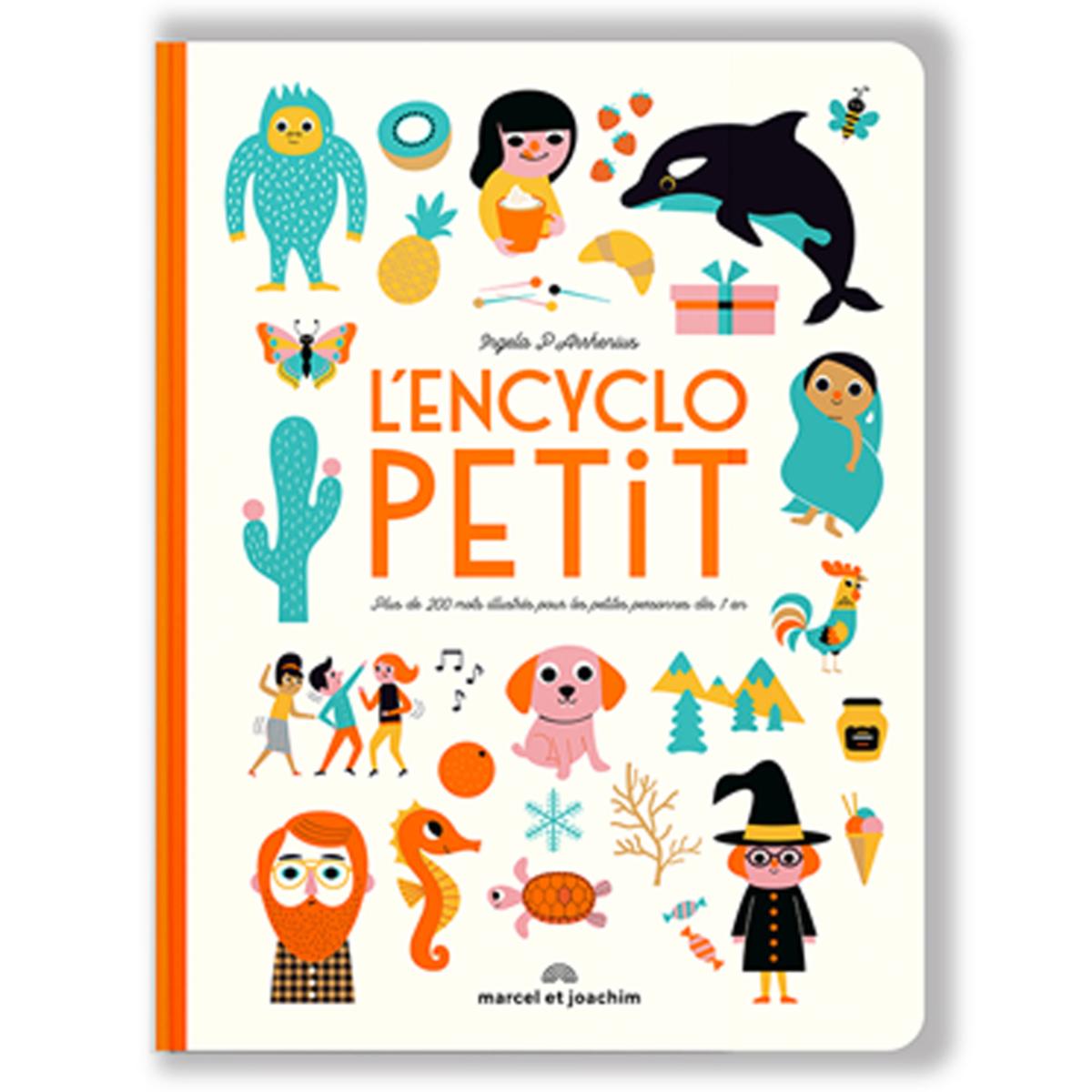 Livre & Carte L'Encyclopetit