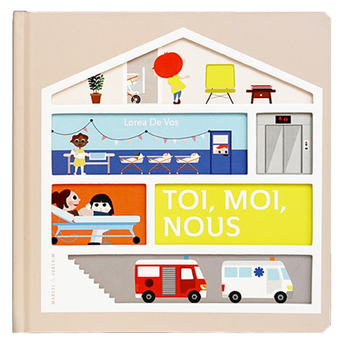 Livre & Carte Toi, Moi, Nous Toi, Moi, Nous