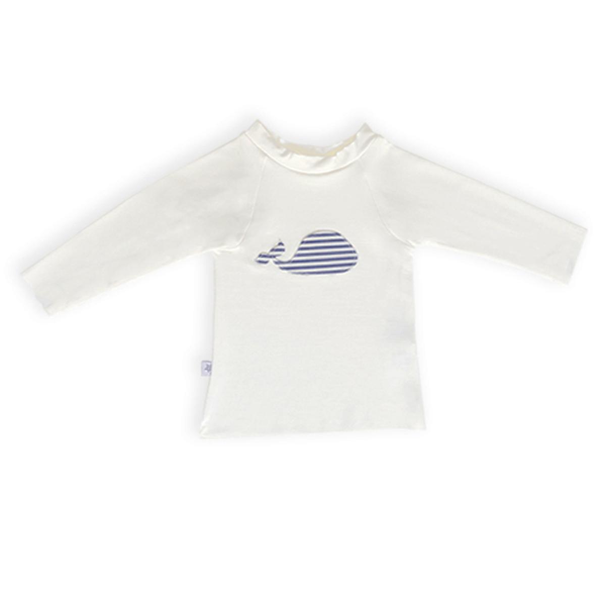Haut bébé Tee-Shirt Anti-UV Marin Mousse - 12 Mois Tee-Shirt Anti-UV Marin Mousse - 12 Mois