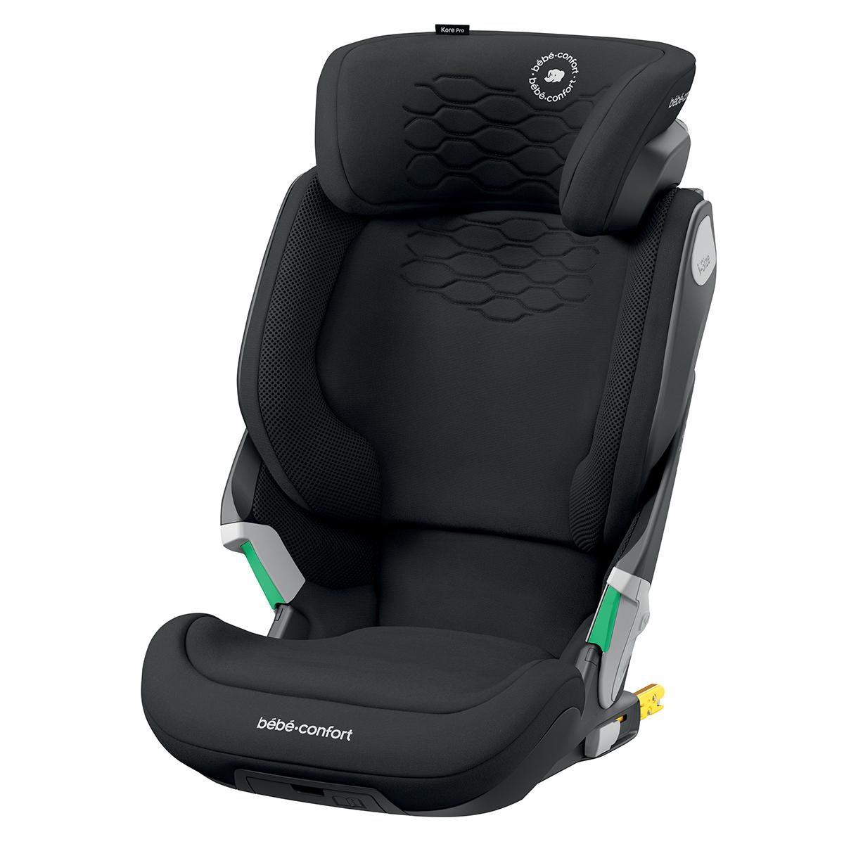 Siège auto et coque Siège Auto Kore Pro i-Size Groupe 2/3 - Authentic Black