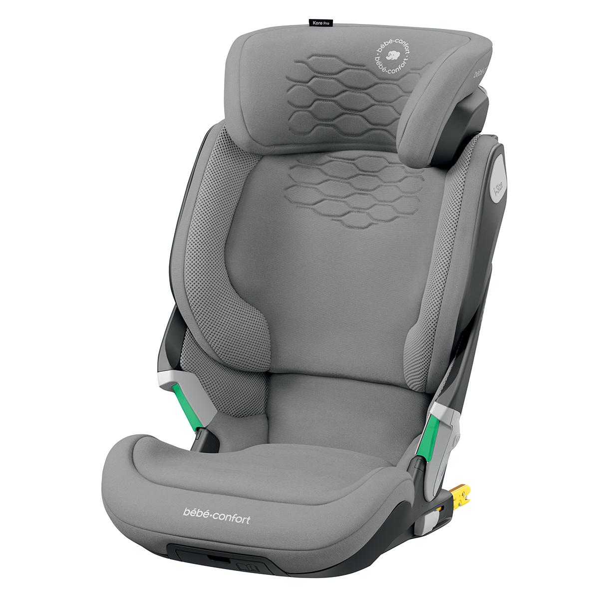 Siège auto et coque Siège Auto Kore Pro i-Size Groupe 2/3 - Authentic Grey
