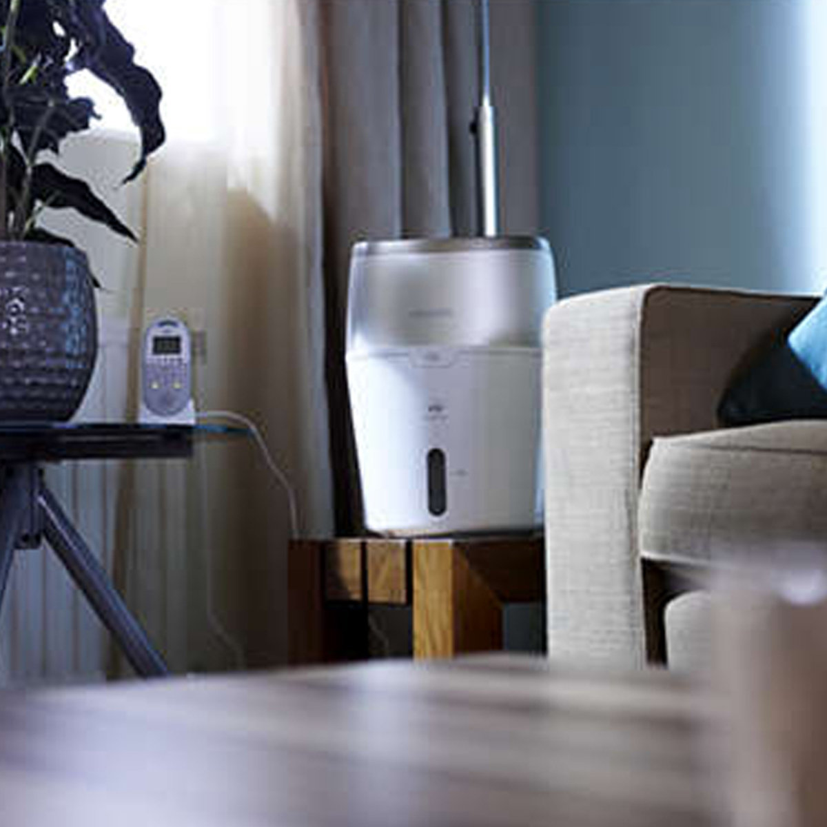 philips avent humidificateur d 39 air s curit domestique. Black Bedroom Furniture Sets. Home Design Ideas