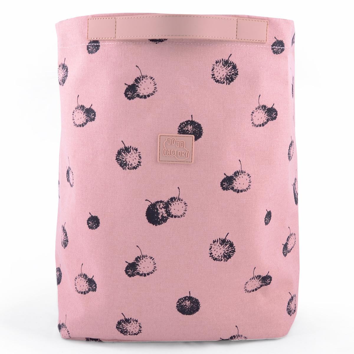 Panier & corbeille Sac à Jouets - Bog Pink Sac à Jouets - Bog Pink