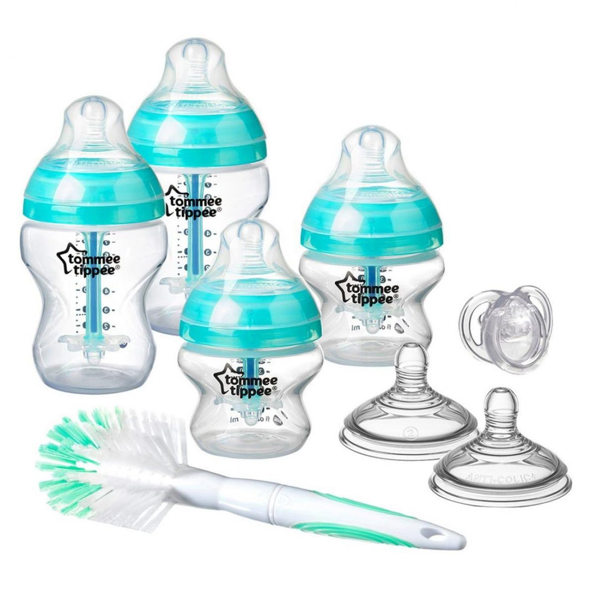 Biberon Kit de Naissance Anti-colique Avancé - 150 et 260 ml Kit de Naissance Anti-colique Avancé - 150 et 260 ml
