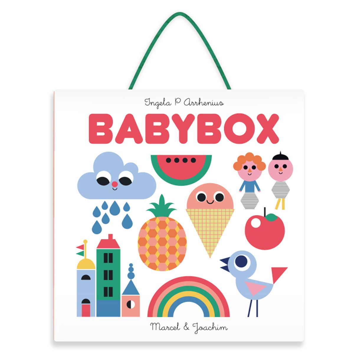 Livre & Carte Baby Box Baby Box