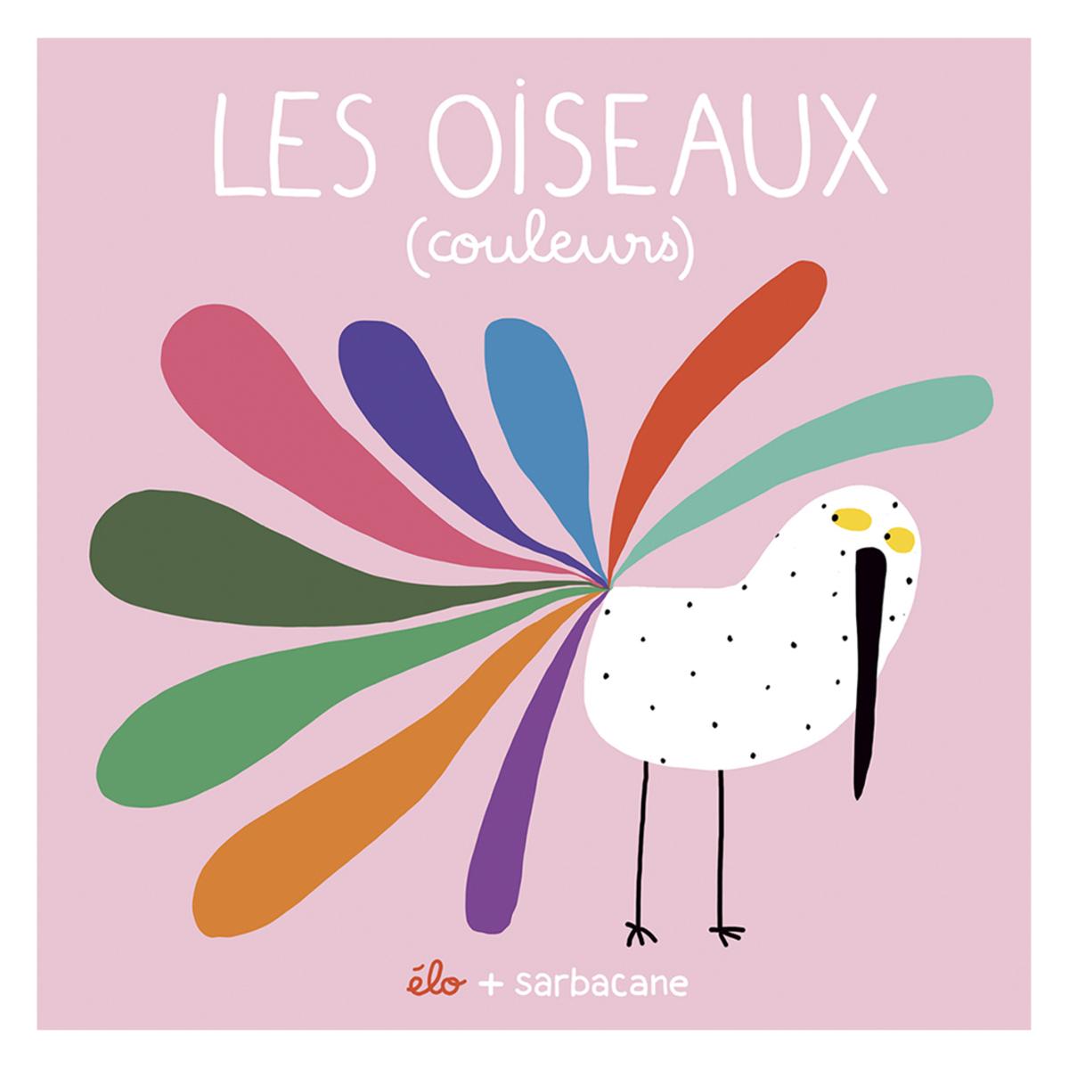 Livre & Carte Les Oiseaux - Couleurs Les Oiseaux - Couleurs