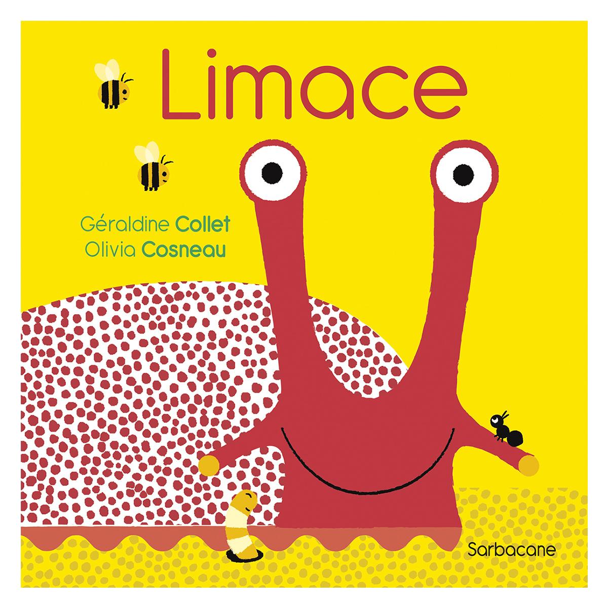 Livre & Carte Limace Limace