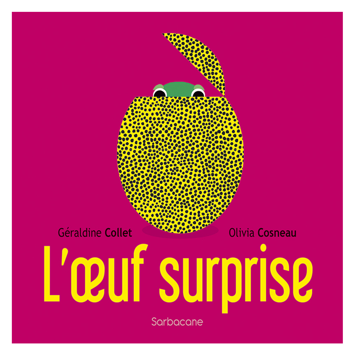 Livre & Carte L'Oeuf Surprise L'Oeuf Surprise