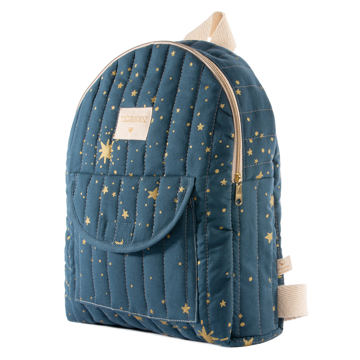 Bagagerie enfant Sac à Dos - Gold Stella & Night Blue Sac à Dos - Gold Stella & Night Blue