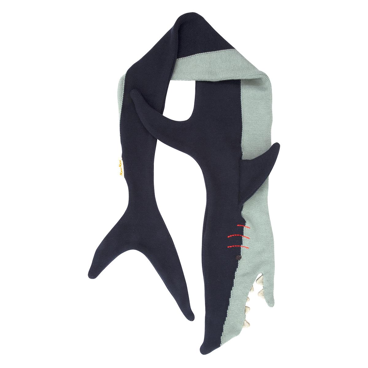 Accessoires bébé Echarpe Requin Echarpe Requin