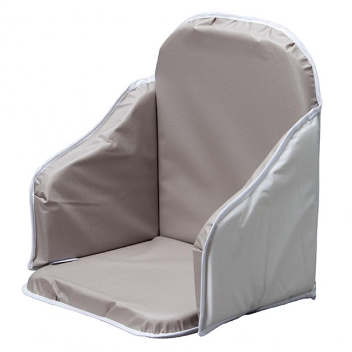 Chaise haute Coussin de Chaise Haute - Taupe Coussin de Chaise Haute - Taupe