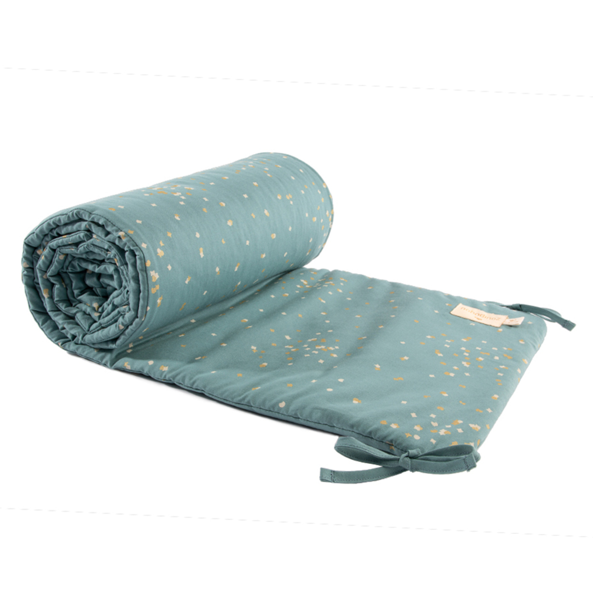Linge de lit Tour de Lit Nest - Gold Confetti & Magic Green Tour de Lit Nest - Gold Confetti & Magic Green
