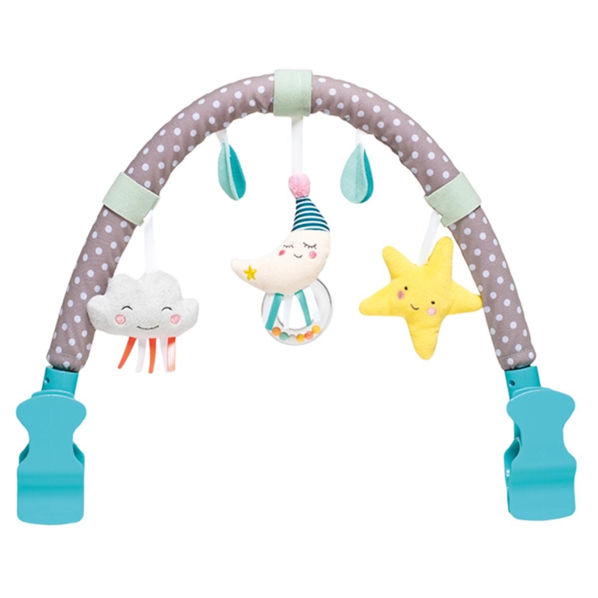 Taf Toys Arche de Poussette Mini Lune - Accessoires poussette Taf