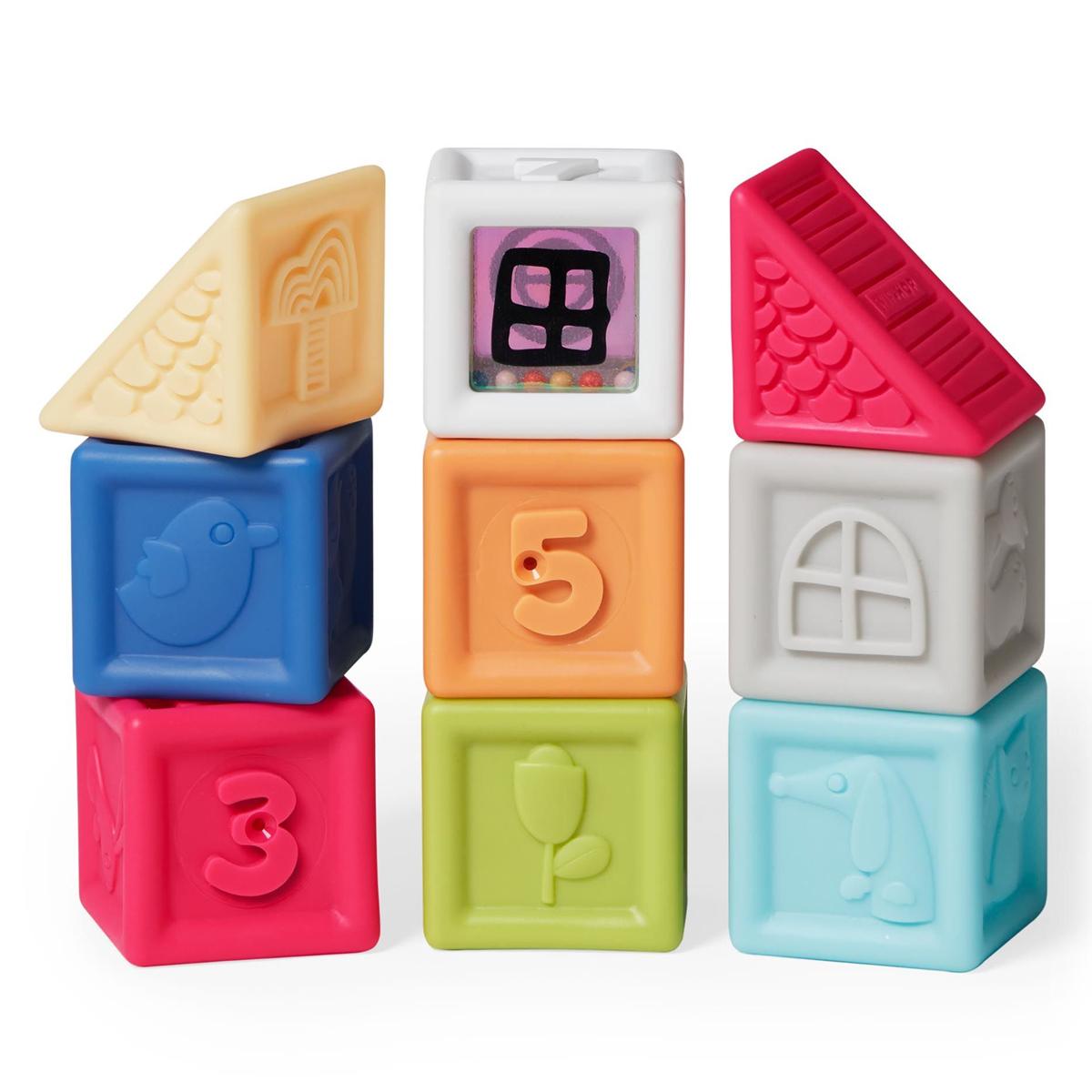 Mes premiers jouets Cubes Vibrant Village Cubes Vibrant Village
