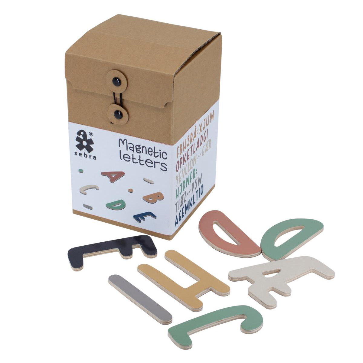 Mes premiers jouets 58 Lettres Magnétiques 58 Lettres Magnétiques