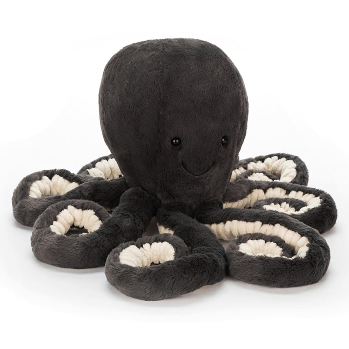 Peluche Inky Octopus - Medium