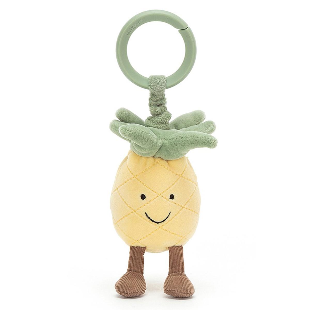 Accessoires poussette Jouet de Poussette Amuseable Pineapple Jitter