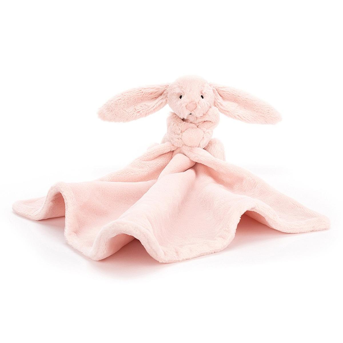 Doudou Bashful Blush Bunny Soother Bashful Blush Bunny Soother