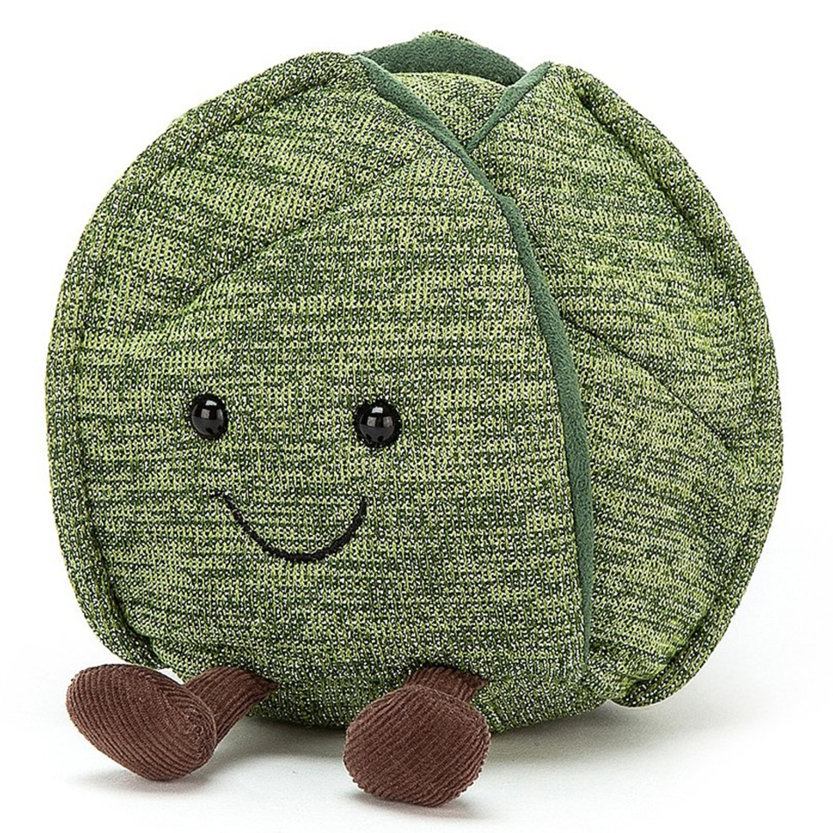 Peluche Amuseable Brussels Sprout