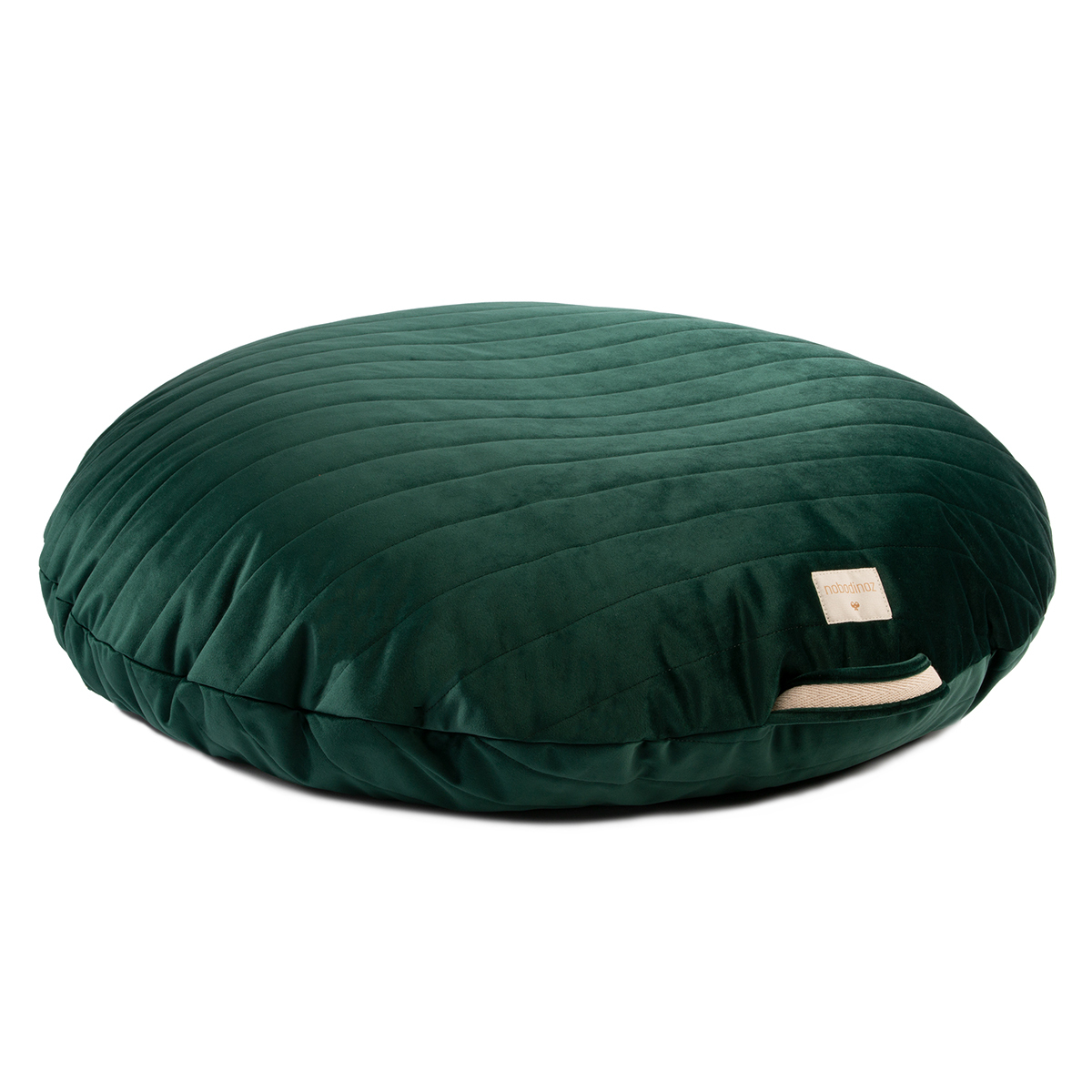 Fauteuil Pouf Sahara Velvet - Jungle Green Pouf Sahara Velvet - Jungle Green