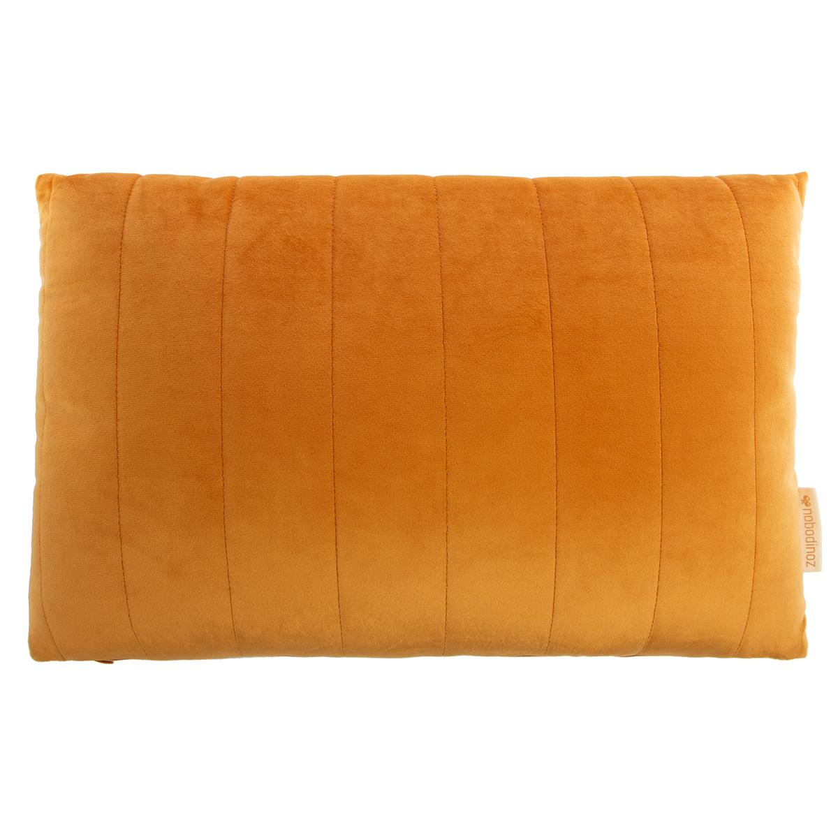 Coussin Coussin Akamba Velvet - Farniente Yellow Coussin Akamba Velvet - Farniente Yellow