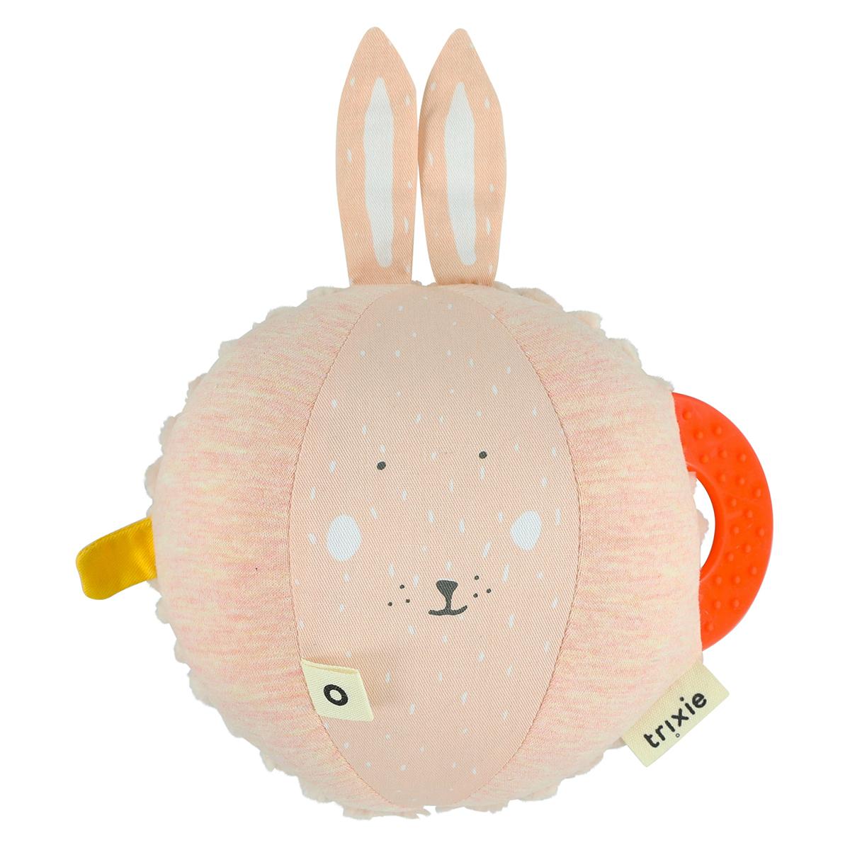 Mes premiers jouets Balle d'Activités - Mrs. Rabbit Balle d'Activités - Mrs. Rabbit