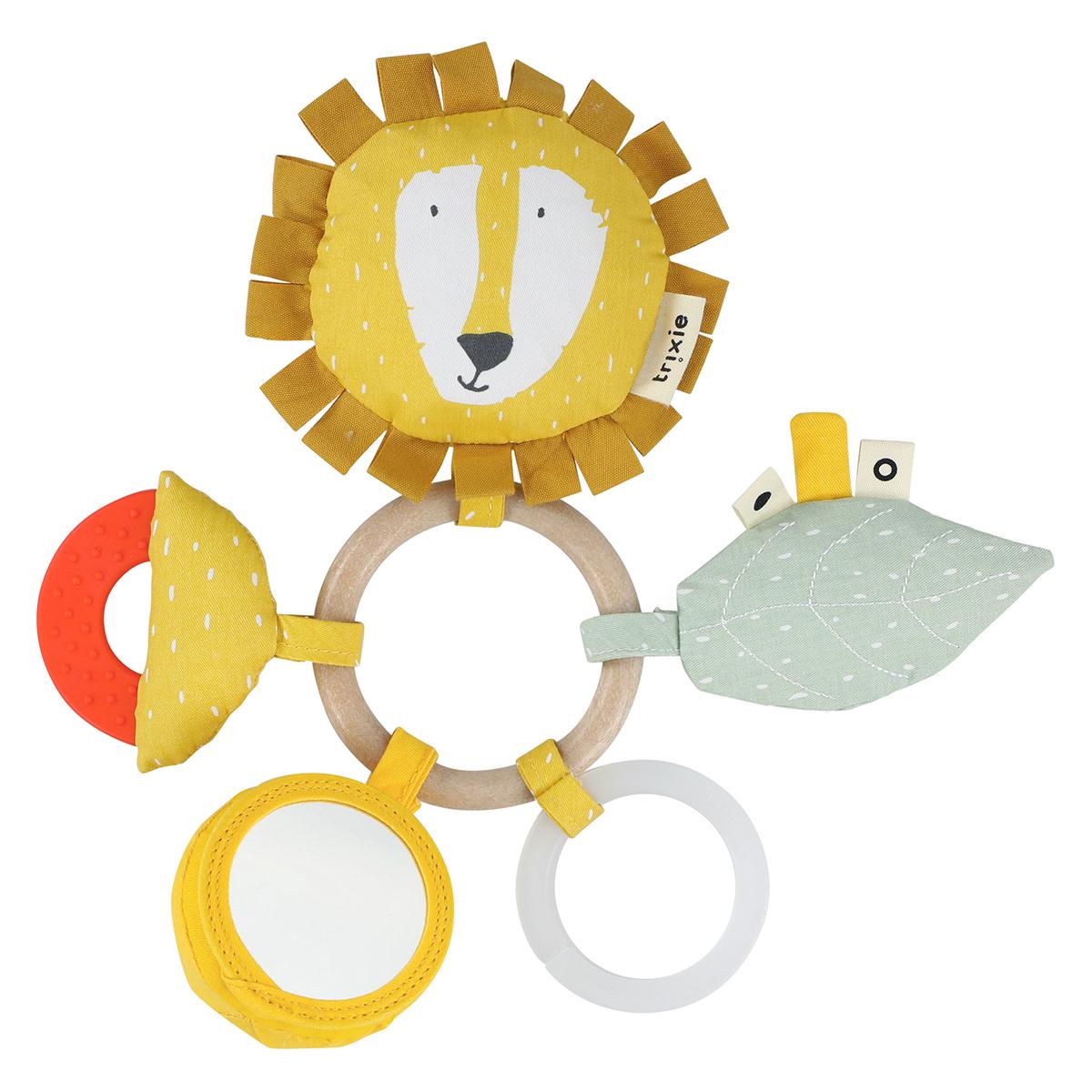 Mes premiers jouets Anneau d'Activités - Mr. Lion Anneau d'Activités - Mr. Lion